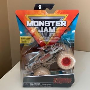 Monster Jam Zombie Truck ages 3+